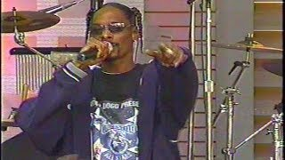 "Snoop Dogg LIVE 2002 Performance w/ Latoiya Williams (Song: ""Fallen Star"")"