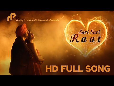 Sari Sari Raat || Inderjit Nikku || Official Audio || 2015 || Rimpy Prince