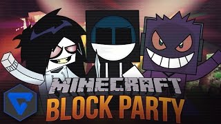 MINECRAFT : BLOCK PARTY CON ITOWNGAMEPLAY Y BLESSUR!! BAILANDO AL EXTREMO
