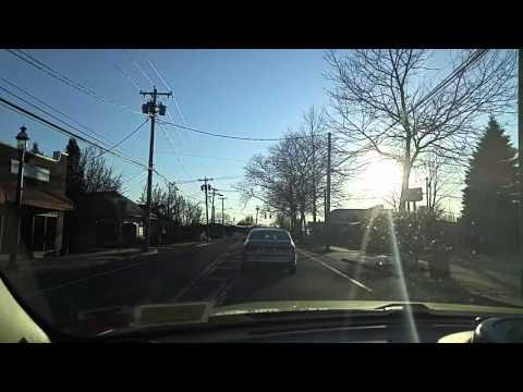 Driving by Islip,New York