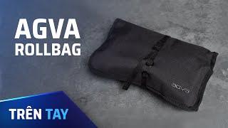 AGVA Rollbag - đựng hết phụ kiện công nghệ!