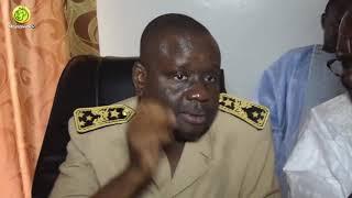 CRD préparatoire du Magal de Mbacké Cadior édition 2019:  Serigne Cheikh Thioro Mbacké
