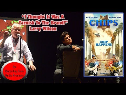 Larry Wilcox and Erik Estrada HATE The 2017 CHiPs Movie!!