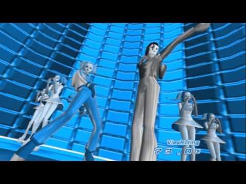 Space Channel 5 Part 2 - Michael Jackson Boss Battle extended