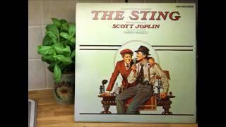 The Sting 1973 Soundtrack (11) - Pine Apple Rag