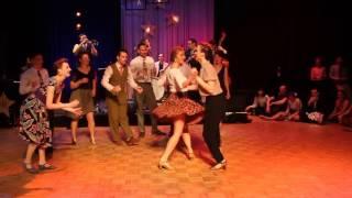 Джазовые импровизации и стильные танцы - это здорово!