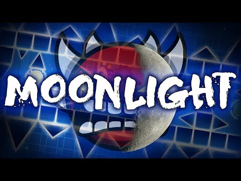 HARDER THAN BLOODLUST?! | Moonlight - By - MrFreckles (me) [NoClip] (Geometry Dash 2.11)