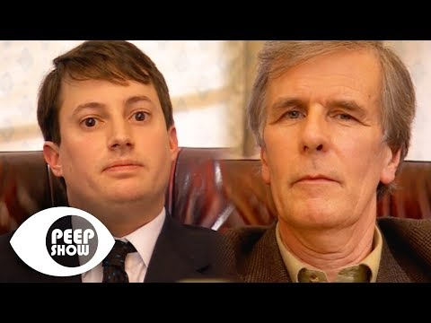 Mark In Therapy - Peep Show