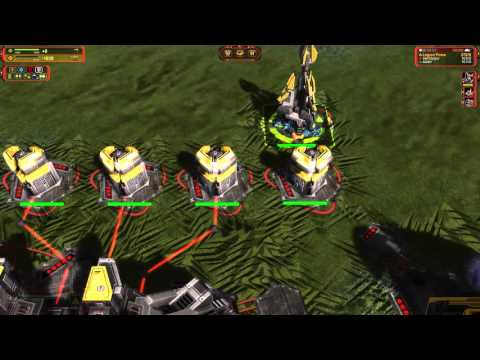 Supreme Commander: FA (With the maggots)