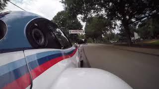 The amazing sound of the BMW Z4 GTLM