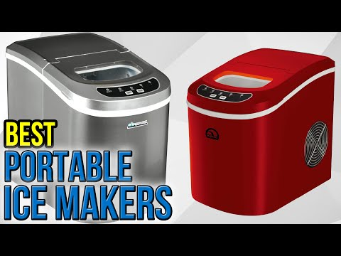 10 Best Portable Ice Makers 2017