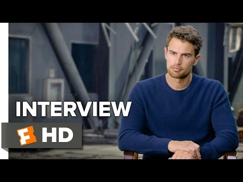 The Divergent Series: Allegiant Interview - Theo James (2016) - Action Movie HD