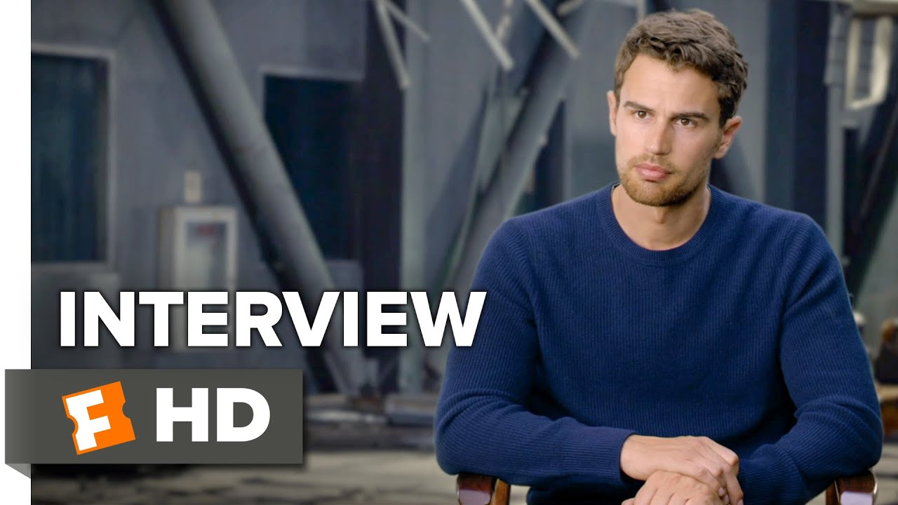 Theo james interview on dating