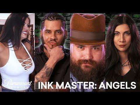 Tatu Baby Shares Her Miami Shop for the Showdown: Elimination Tattoo | Ink Master: Angels (Season 1)