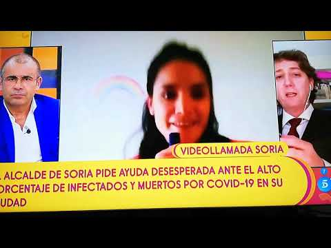 Intervención del alcalde de Soria, en Sálvame