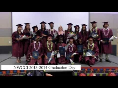 NWCCI Graduation Pierce College - 2013- 2014