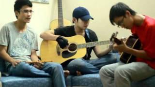 Nỗi đau xót xa - guitar cover - M.A , Atu , Mr D