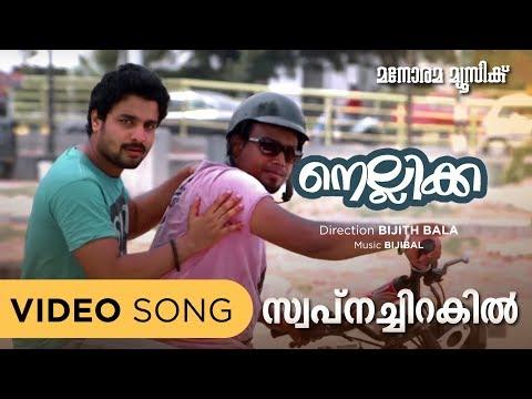 Swapnachirakilonnayi Song From Malayalam Movie Nellikka
