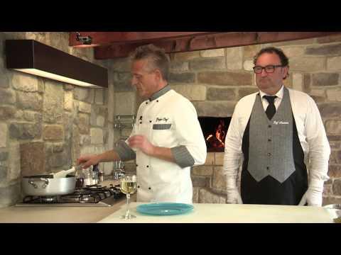 Seppie in umido con piselli  Video ricetta  Grigio Chef