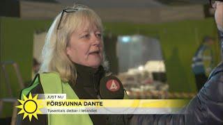 Missing people: Största sökinsatsen någonsin efter 12 årige Dante - Nyhetsmorgon (TV4)