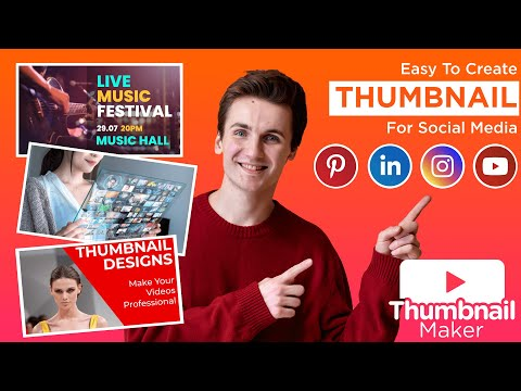 Thumbnail Maker - Create Banners, Covers & Logos - Apps on