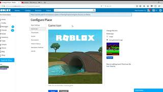 Tutorial How to put a background to your game of ROBLOX free ROBUX! (Free)