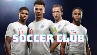Играю За Сборную России против Англии FIFA 19