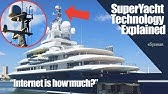 The Brand New Ice Class Superyacht Planet Nine Youtube