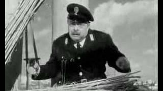 Toto' - da 'Guardie e ladri' - La fine dell'inseguimento