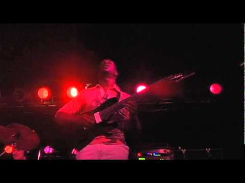 ANIMALS AS LEADERS Tempting Time live multicam at Summer Slaughter 2010 on Metal Injection
