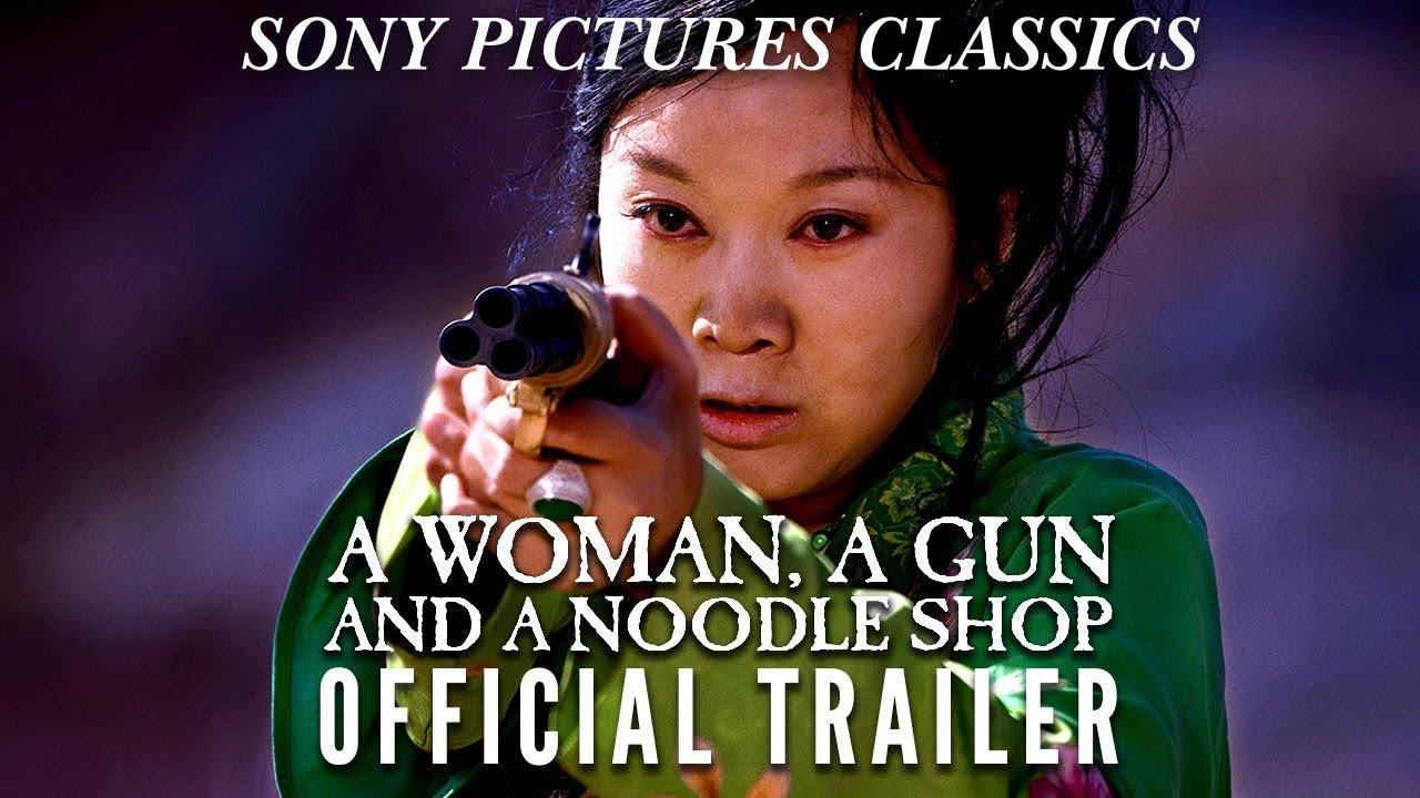 A Woman A Gun and a Noodle Shop | Official Trailer (2009)