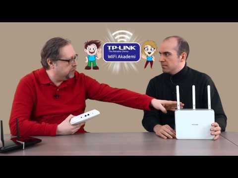 TP-LINK WiFi Akademi 15. Bölüm: Access Point