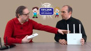 TP-LINK WiFi Akademi 15. Bölüm: Access Point