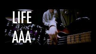 """Arranging Cover 6th """"LIFE / AAA"""" 月9ドラマ『民衆の敵~世の中、おか..."""