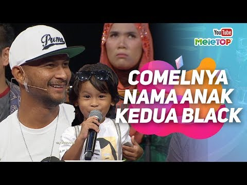 Comel dan unik nama anak Black Hanifah dan Cira Khairi yang kedua ni.. | MeleTOP | Nabil & Neelofa