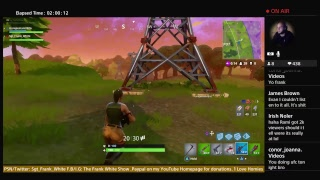 Fortnite Livestream - Lets Get That Loot And Get Some Ws