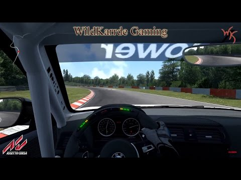 Assetto Corsa Dream Pack 1 - BMW M235i Race Car at Nordschleife - Drivers View |