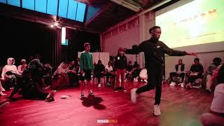 W.O.A vs IT'S A MOVEMENT | Afro Battle 3 vs 3 FINAL | African Footprint |  #orokanaworld