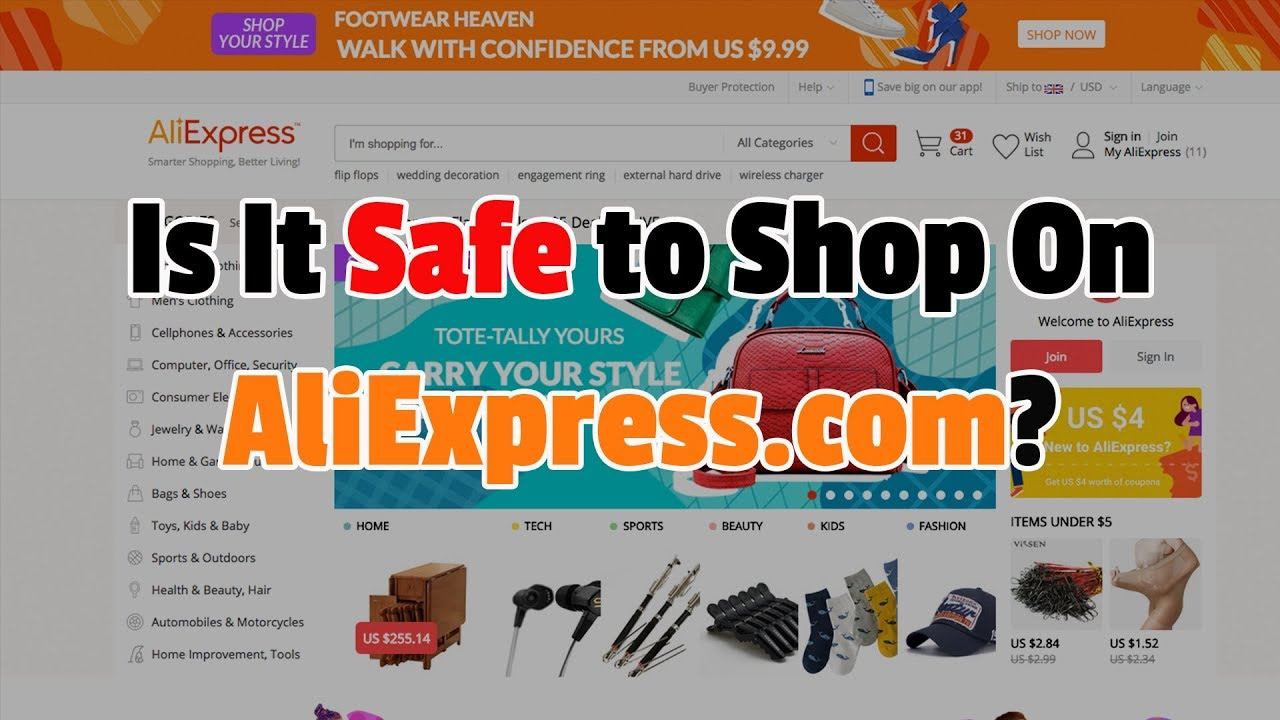 Is AliExpress Safe and Legit? We Review Alibaba's Online Shop
