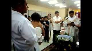 Xander Ezekiel | Rite of Baptism during Paschal Vigil