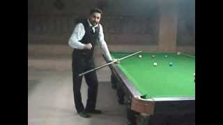 Snooker Tips - How to play snooker like a Master- Urdu Version.FLV