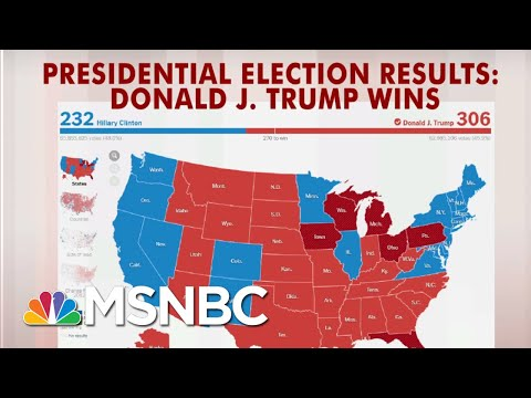 President Donald Trump Approval Down In New State Polling | Morning Joe | MSNBC