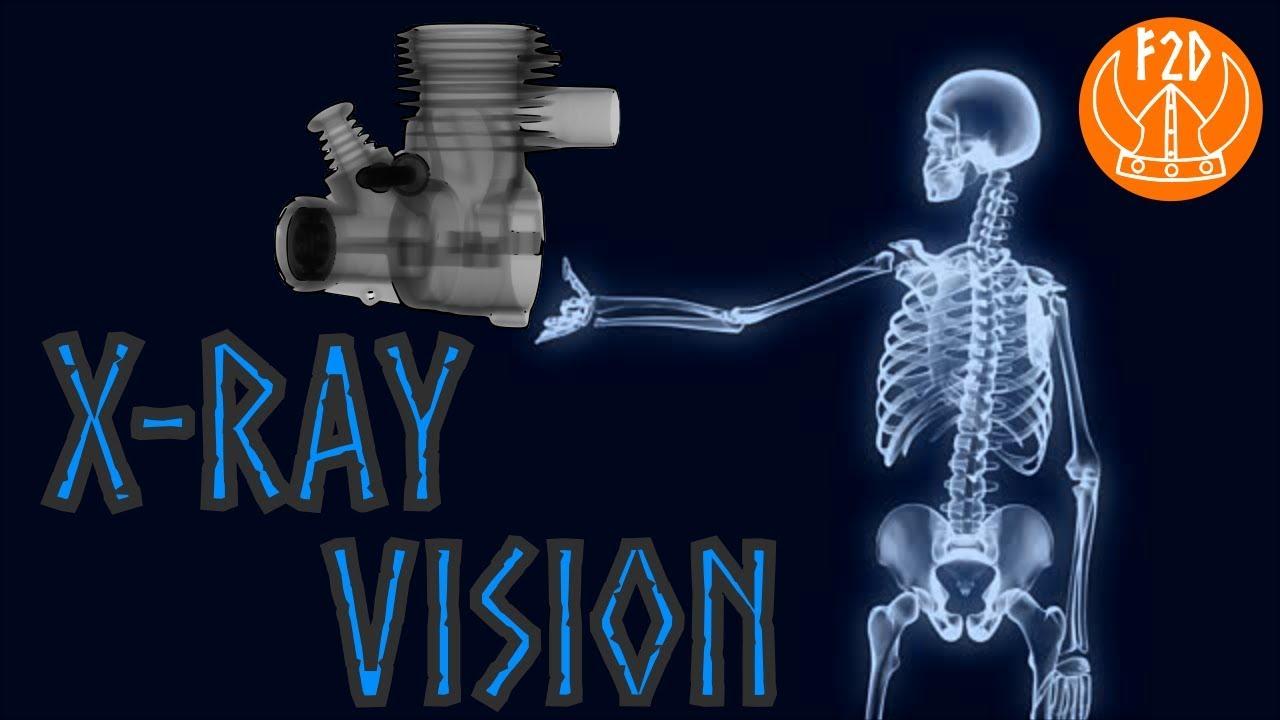 Download I X-rayed my ENGINE    X-ray vision feat. Hugh Simons    Vlog