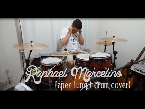 Underoath - Paper Lung - Drum Cover