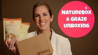 Nature Box & Graze Unboxing May 2014 Thumbnail