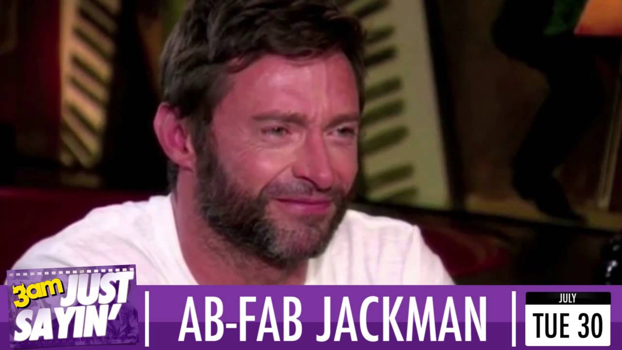 Actor Hugh Jackman crippled on Oprah Winfrey 15.12.2010 48