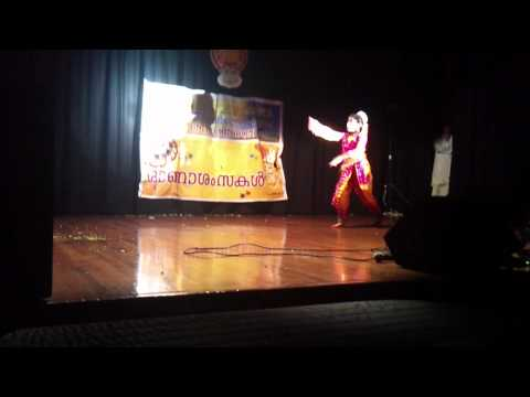 Chandam Kalindi Nadam Dance by Niveka 2012