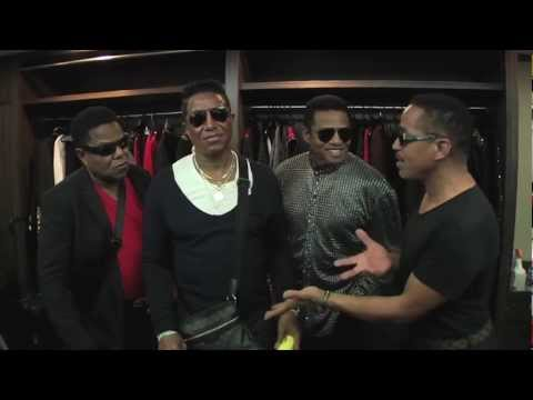 THE JACKSONS Unity Tour 2013 Australia / New Zealand