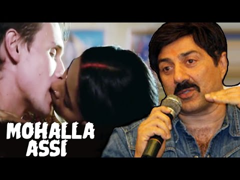 FIR Against Sunny Deol For Hurting Sentiments In MOHALLA ASSI - YouTube