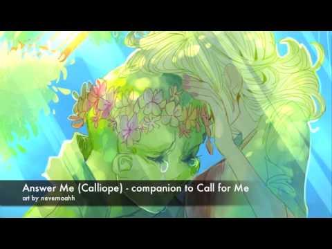 Answer Me (Calliope)